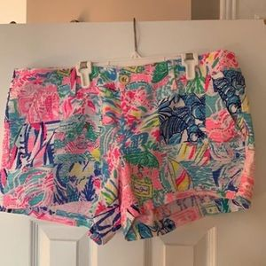 Lily Pulitzer Shorts! Brand new!!